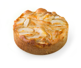 South Tyrolean apple cake