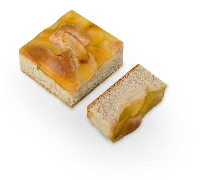 South Tyrolean apple slice